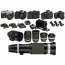 Nikon Cameras, Lenses and Accessories