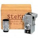 Steky IIIB with Tele 5,6/40 mm, c. 1955