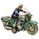 Large Tipp & Co No. 598 Motorcycle, 1955 onwards