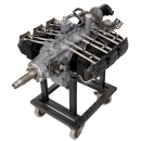 Lycoming Aviation Engine, 1954-78
