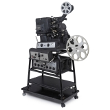 电影术,电影放映机及电影 (Cinematographs, Movie Projectors and Movies)