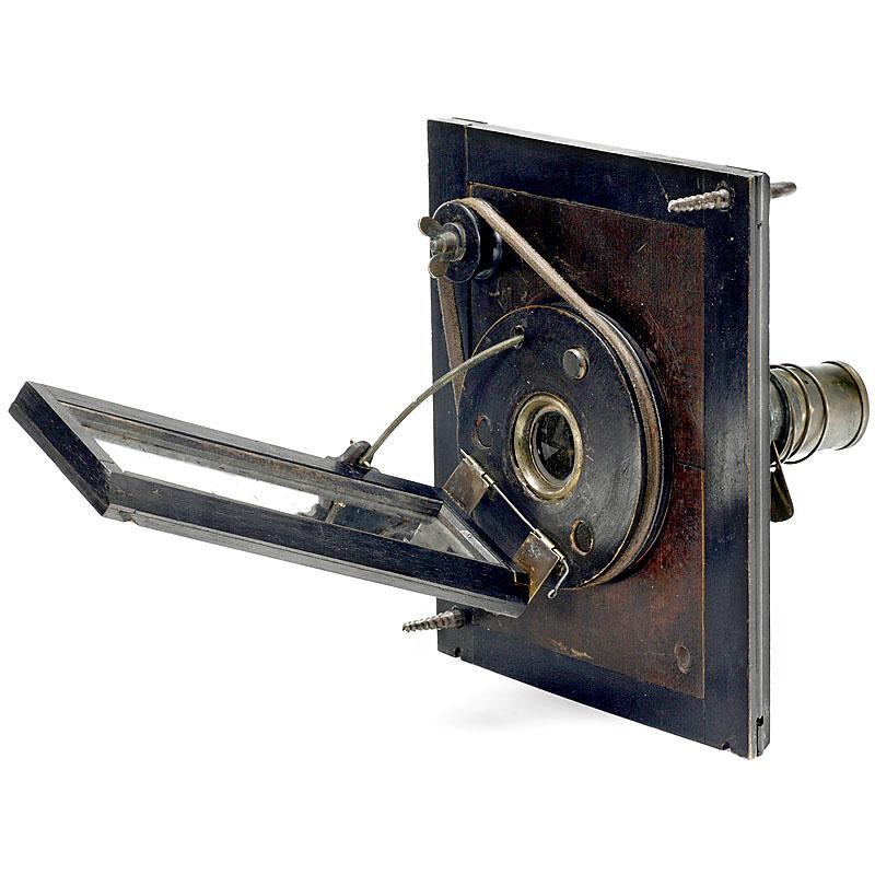 早期光学显微镜,1750年