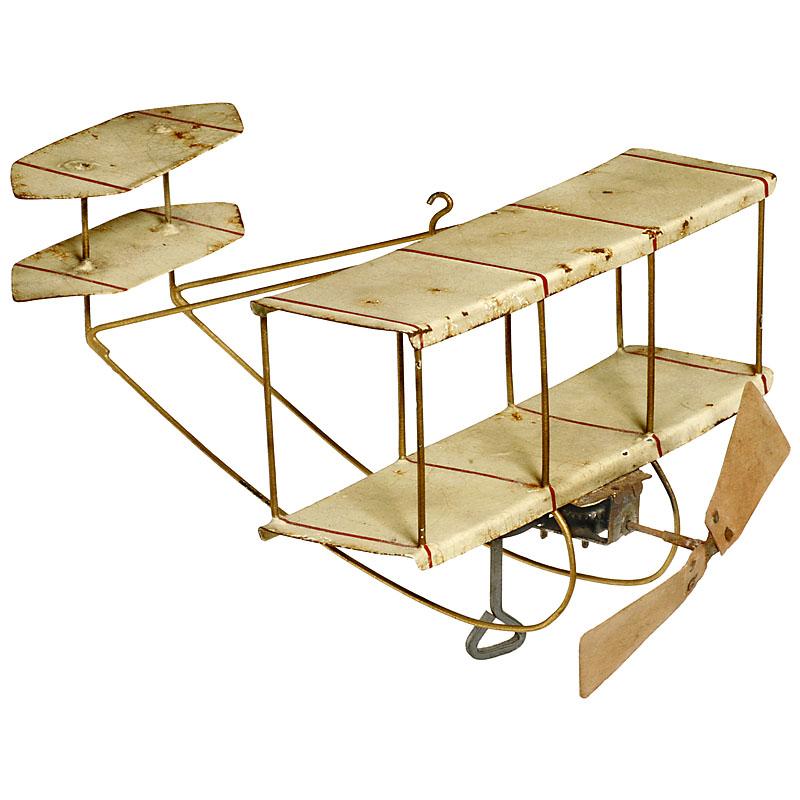 莱特兄弟的双翼飞机,1905年前后