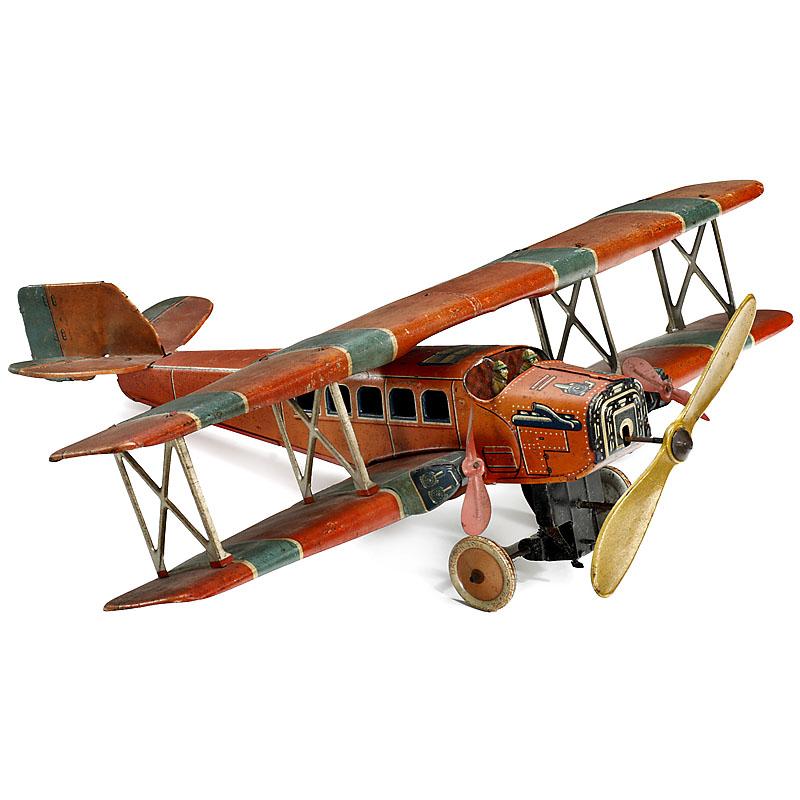 grtsch 双翼飞机,1933年前后