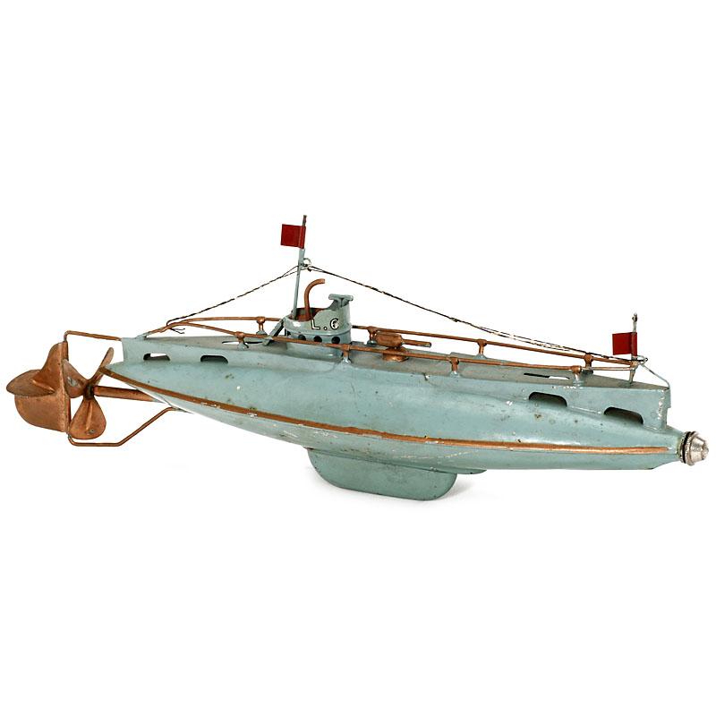 """潜水艇铅皮玩具""""bing"""""""